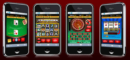 casino games mobile